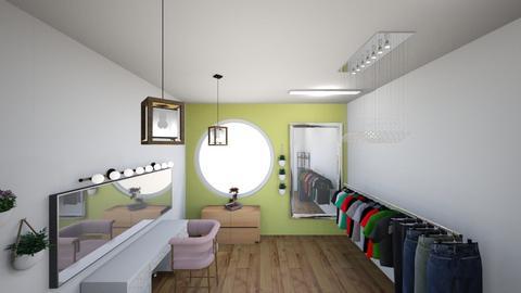 projeto camarim - Bedroom  - by Eu_sou_Lara