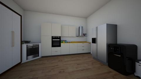 kensies daycare kitchen - Kitchen  - by 22PackMackensie