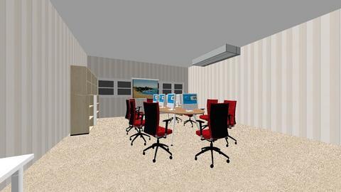MEETING ROOM - Office - by ainnurathirah