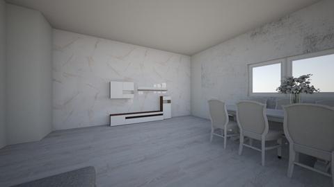 JJJ - Modern - Living room  - by Jekata_e_lud