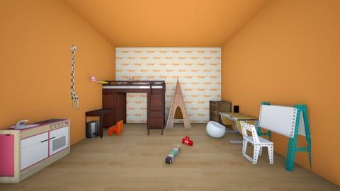 keiras bedroom - Bedroom - by PaytonLee15