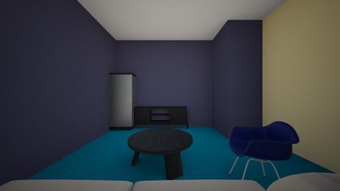 zgiuhi - Living room  - by 5r7ur