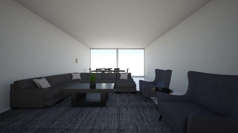 Ev 5 - Living room  - by cagla_deniz_