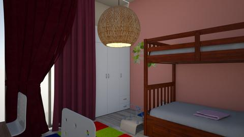 elsad301 - Kids room  - by vottimaria