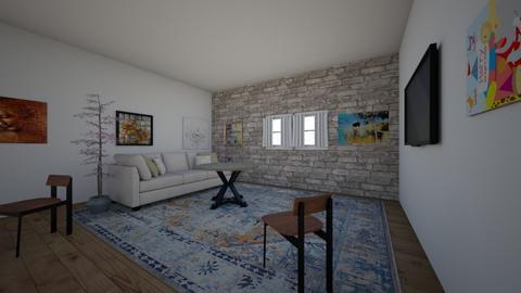 Aileens living room - Living room  - by aaaileen55