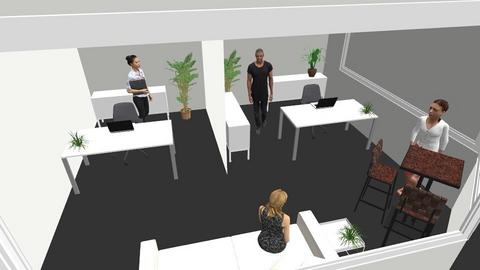 Orthomotion Office 1 - Office  - by orthomotion