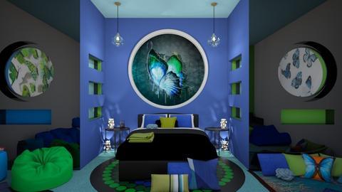 Orionaute_Francine - Bedroom  - by Amyz625