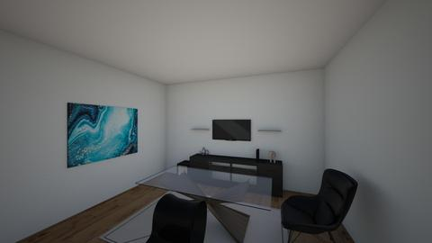 My gaming room - Modern - by Ethan W L