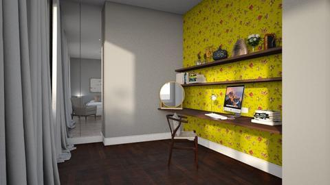 YWS - Modern - Office  - by Claudia Correia