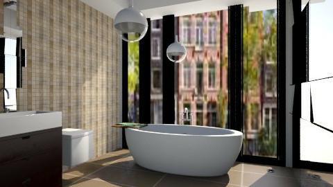 bath dutch video word - Modern - Bathroom  - by Evangeline_The_Unicorn