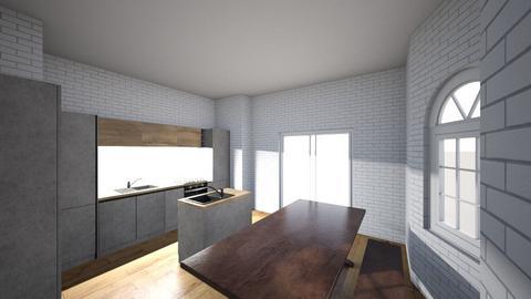 Kitchen 1 - Kitchen  - by BrendanSmall
