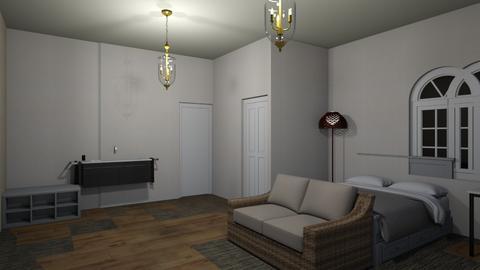 future - Minimal - Bedroom  - by fabsy