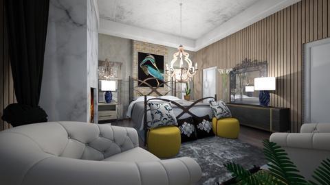 Vintage BedRoom - Vintage - Bedroom  - by Nikos Tsokos