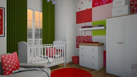 redbaby - Kids room  - by Dibiduu