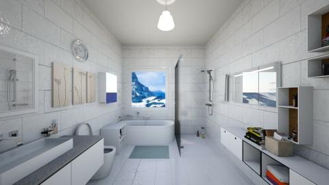 Bath - Bathroom - by Recyn