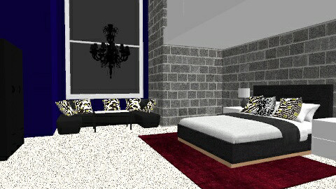 High End Bedroom - Bedroom - by Aurora4399