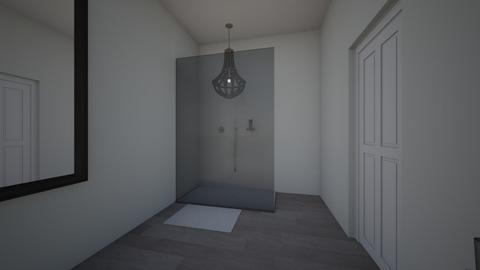 master room - Bathroom  - by siennahansen