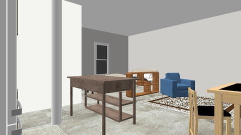 Garage 4 - Modern - by cleverpork