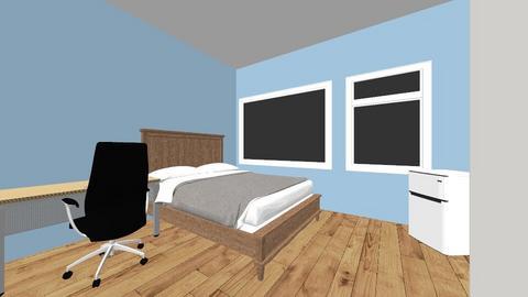 3f - Bedroom  - by bin21448