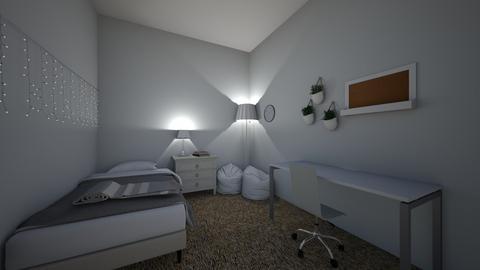 ella design 2 - Bedroom  - by testerbee