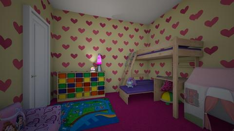 kids room - Kids room  - by IzabellaDaily