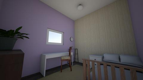 Room Design 2021 - Bedroom  - by softbunny_23