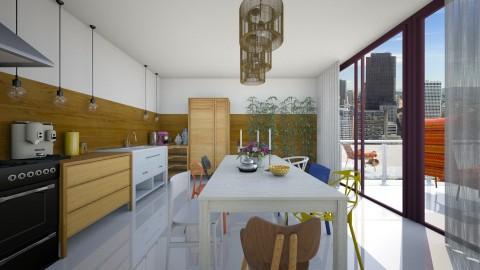 Perfect Kitchen - Modern - Kitchen  - by 3rdfloor