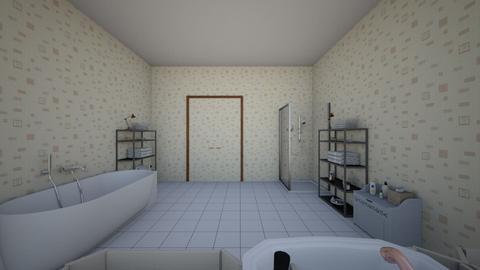 hotel - Bathroom  - by melisong777