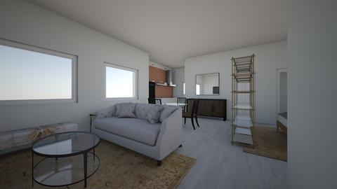 hioadhfipda - Living room  - by rominanormand