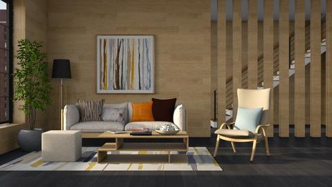 Conran Style - Vintage - Living room  - by Claudia Correia