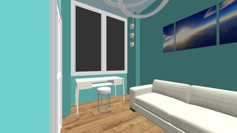 cozy girls room - Modern - Bedroom - by lctgj bn