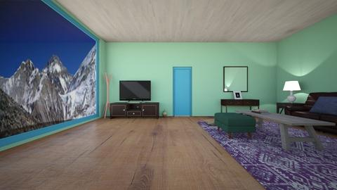 2021 - Glamour - Living room  - by Rodrigo Aguilera Rodriguez
