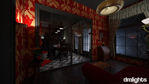 castle suit - Dining room - by DMLights-user-1118154