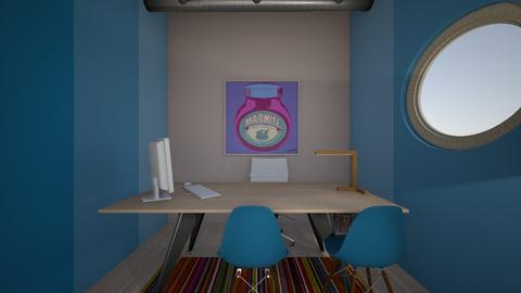 Eclectic office - Eclectic - Office  - by roses333