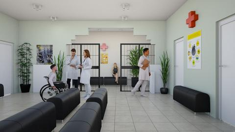 doctor s office - by ilcsi1860