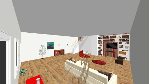 milenee Costa - Vintage - Living room  - by milenecostaa