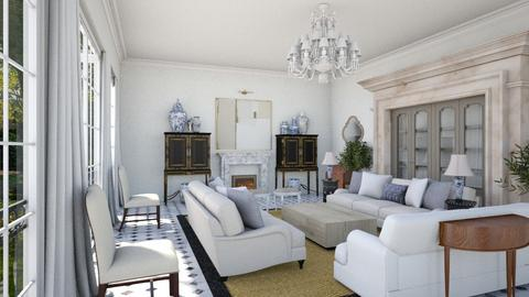 classic french  - Classic - Living room - by Moather Al Mawaly