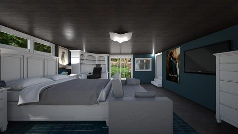 Basement Bedroom 7 - Bedroom  - by SammyJPili