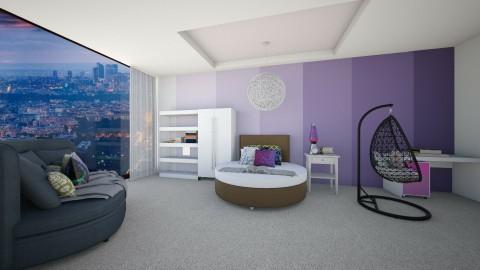Friends new dream room - Modern - by bgref