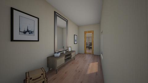entrada - Living room  - by jesusmerino9