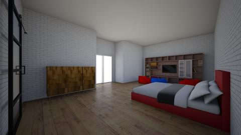 bear room - by brookek9