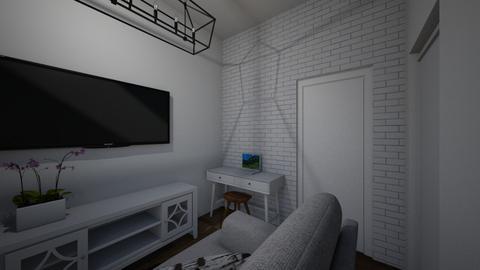 au pair - Bedroom  - by ana clara garcia