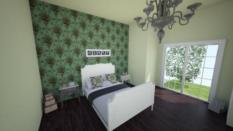 greeen  - Classic - Bedroom  - by Sliema123