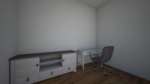 my room - Bathroom - by mariamarie