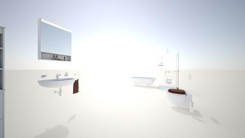 Ellas Bathroom - Bathroom  - by 23thompe