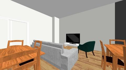 Living Room Only - Living room - by 405spadina