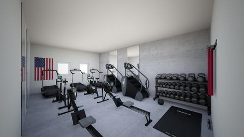 4 OSS Gym/SERE - by downs117