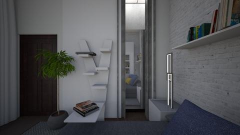 Concrete_kids room2 - Kids room  - by lovasemoke