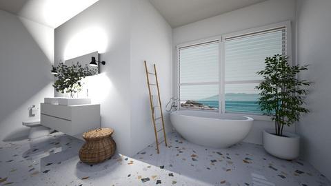 the serenity - Bathroom  - by anza_sanga