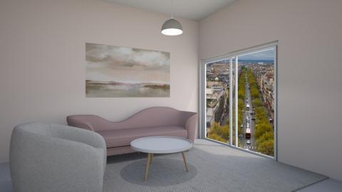 Simple room Upcoming room - Classic - Living room  - by Oyisha